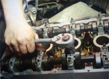Motorreparationer